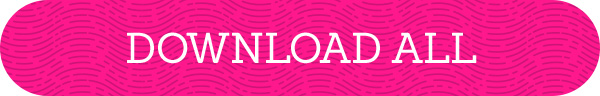 hot pink download button with wavy lines.