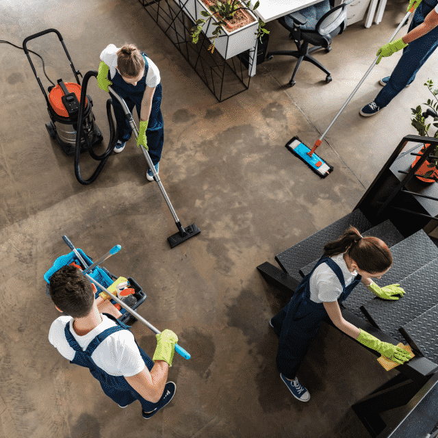 How to Start a Commercial Cleaning Business from Scratch - ZenBusiness